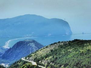 bicycle coast road