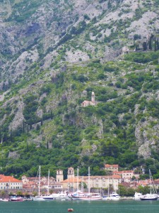 kotor from bike ride